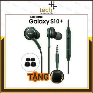 Tai Nghe Samsung AKG S10+ NGUYÊN SEAL ✔️KÈM NÚM PHỤ - Bảo Hành 12 Tháng