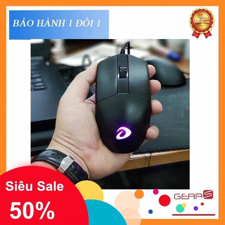 Chuột gaming DareU LM130 Giá chỉ 90.000₫