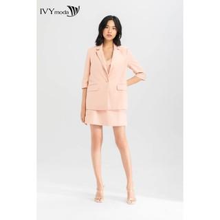 Quần sooc giả váy nữ IVY moda MS 20B8574 thumbnail
