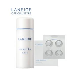 [HB GIFT] Bộ quà tặng dưỡng ẩm cho da mịn màng LANEIGE Cream Skin Refiner