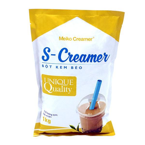 bột kem béo S-creamy vàng 1kg