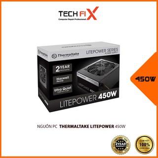Nguồn PC Thermaltake LitePower 450W - PSU thumbnail