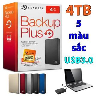 Ổ cứng di động Backup Plus 4TB USB3.0-bảo hành 3 năm SD42
