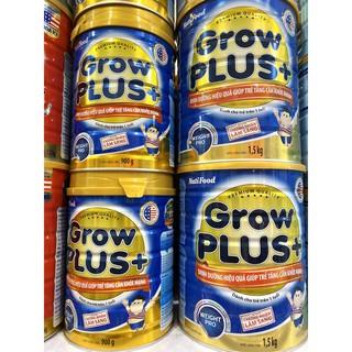 Sữa Nutifood Grow Plus xanh 900G date 2022