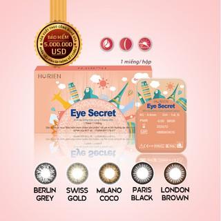Yêu ThíchThanh lý kính áp tròng Eye Secret 1 ngày, 1 tháng, 3 tháng