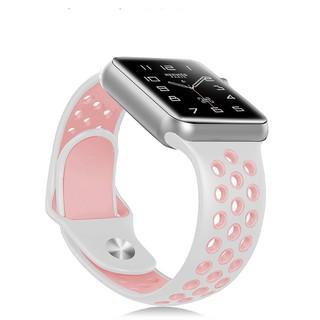 Dây đeo 7 Màu Chính Hãng Apple Watch Sport Series 1/2/3/4/5 – BST mới