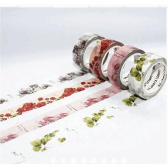 Băng keo giấy hoa cỏ phong cách nhật bản - 3175358 , 373241484 , 322_373241484 , 20000 , Bang-keo-giay-hoa-co-phong-cach-nhat-ban-322_373241484 , shopee.vn , Băng keo giấy hoa cỏ phong cách nhật bản