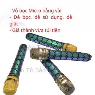 ( Vải Bắt Ánh Sáng ) Vỏ Bọc MICRO, Vỏ Bọc Thân MICRO