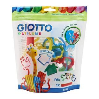 Khuôn chơi đất nặn Giotto Patplume (Ý)