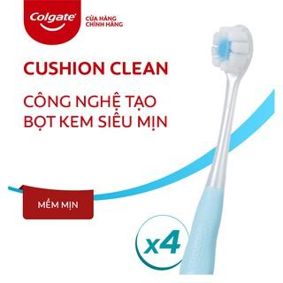 """Bộ 4 bàn chải đánh răng Colgate Cushion Clean giá chỉ còn <strong class=""""price"""">13.900.000.000đ</strong>"""