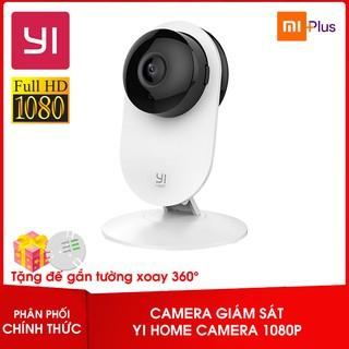 [Bản Quốc tế] Camera wifi an ninh Yi Home Camera 1080P - phát hiện trẻ khóc + Tặng đế gắn tường thumbnail