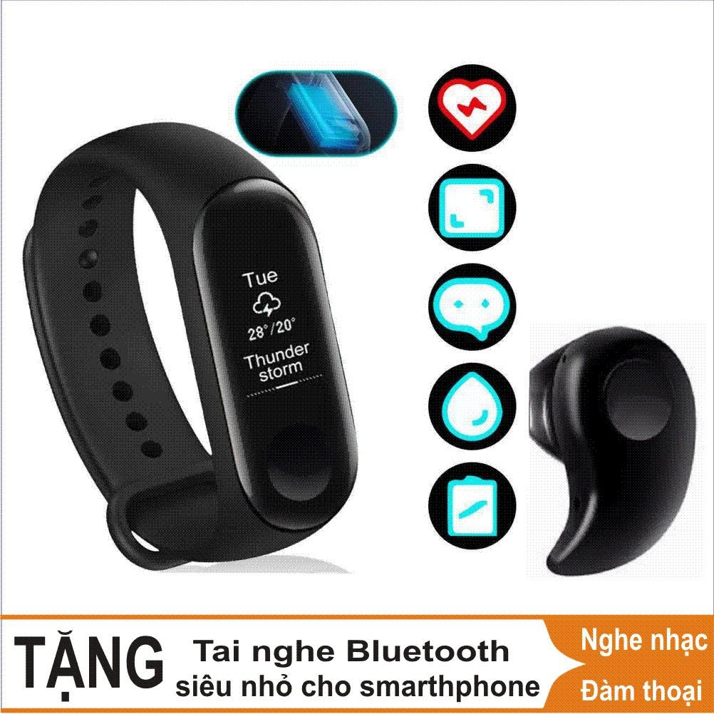 Combo Vòng đeo tay thông minh Xiaomi Mi Band 3, Miband3, Mi band3 (Đen) - Hàng chính hãng + Tai nghe - 3484998 , 1237154752 , 322_1237154752 , 1000000 , Combo-Vong-deo-tay-thong-minh-Xiaomi-Mi-Band-3-Miband3-Mi-band3-Den-Hang-chinh-hang-Tai-nghe-322_1237154752 , shopee.vn , Combo Vòng đeo tay thông minh Xiaomi Mi Band 3, Miband3, Mi band3 (Đen) - Hàng