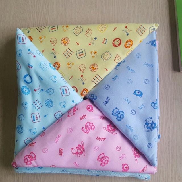 Freeship 50k ⚡ Tã chéo sơ sinh vải cotton mềm mịn, nhẹ nhàng cho bé, chất lượng, giá tốt