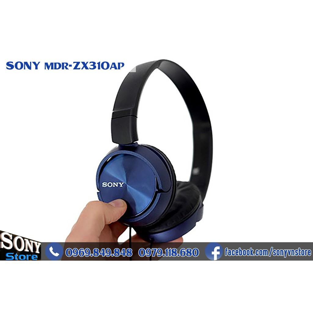 Tai nghe Sony MDR-ZX310AP (có mic)
