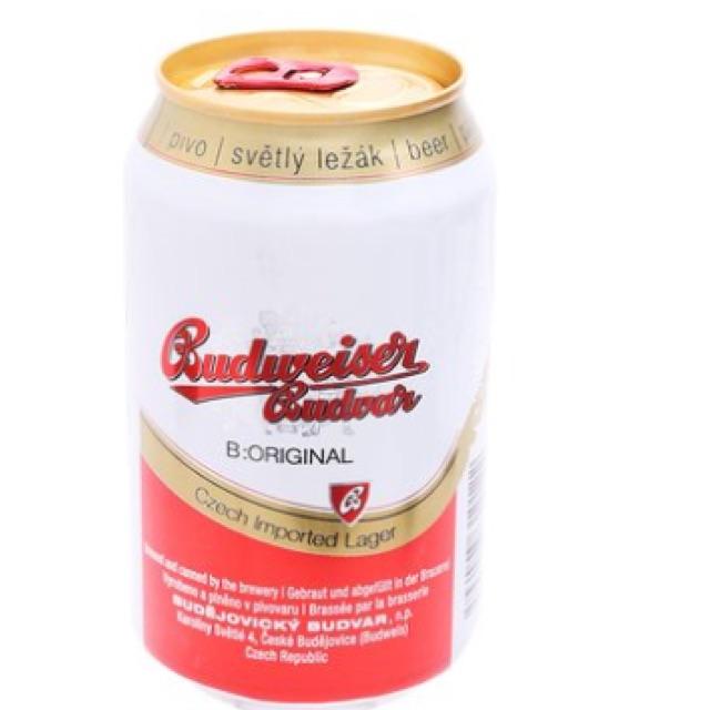Bia Budweiser Budvar 330ml