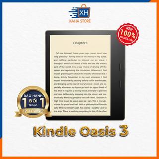 Máy đọc sách Kindle Oasis 3 - chính hãng Amazon - new 100%