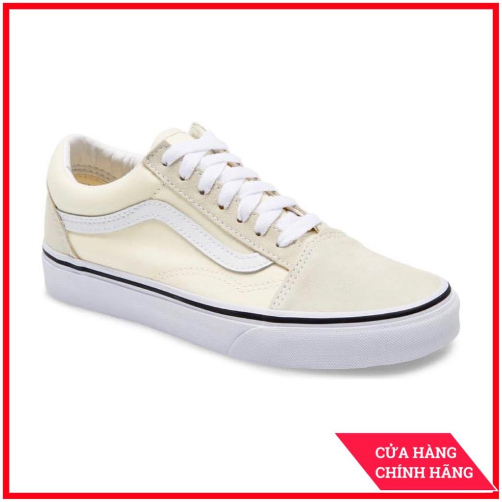 Giày Sneaker [REAL] Vans-Old-Skool-DX-Anaheim-Cream