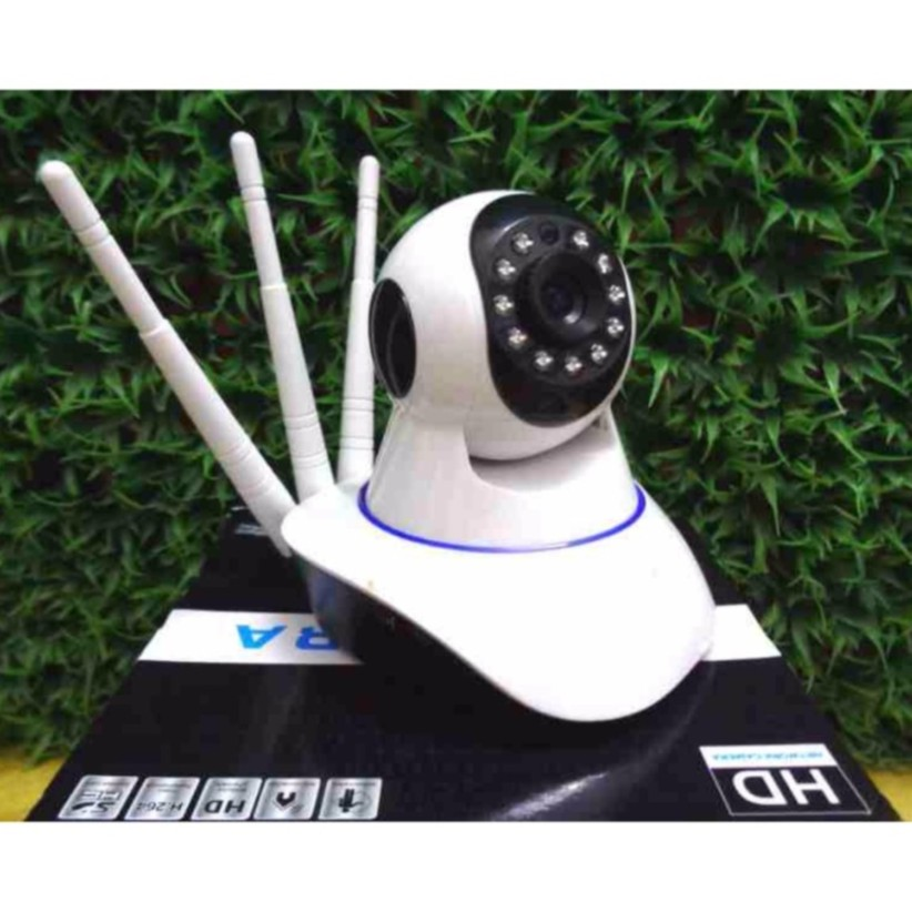 Camera Yoosee trong nhà 3 Râu HD xoay 360 độ siêu nét - 2606675 , 323485437 , 322_323485437 , 520000 , Camera-Yoosee-trong-nha-3-Rau-HD-xoay-360-do-sieu-net-322_323485437 , shopee.vn , Camera Yoosee trong nhà 3 Râu HD xoay 360 độ siêu nét