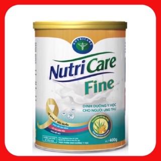 Sữa NutriCare Fine – 900g ( dinh dưỡng y học cho bệnh nhân ung thư) date:2022