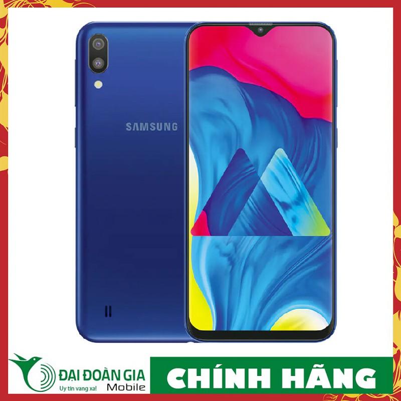 Điện thoại SAMSUNG Galaxy M10 phiên bả
