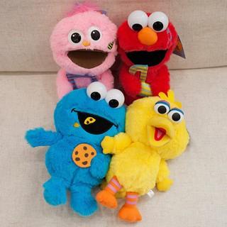 Sesame Street Boy sesame street Aimo elmo Cake Monster moppy Big Bird Big Yellow