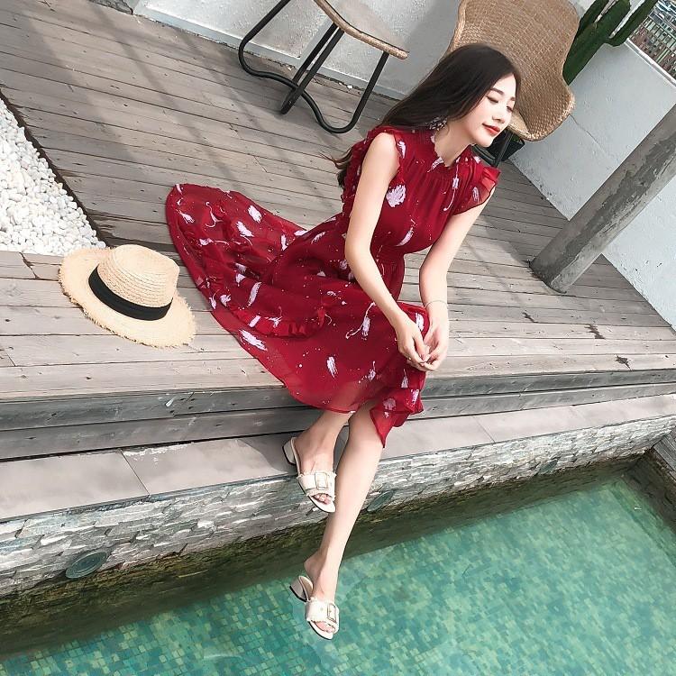 Đầm dài xuông bao đẹp   BigBuy360
