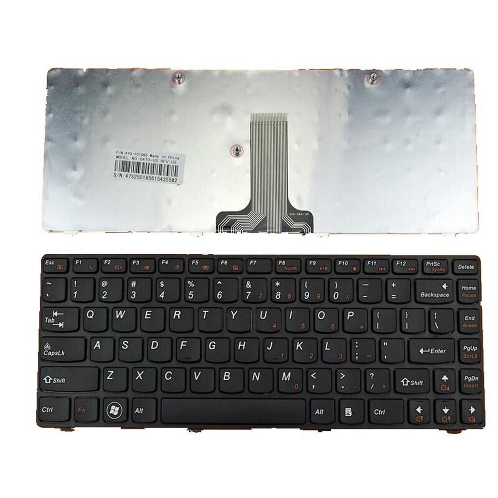 Bàn phím Lenovo Z470AM Z470AT Z470 Z470A Z380 B470 B480 V470 Z480 G470AH G470GH Z470AX Z470K Z470G Z475 Z370 Z375