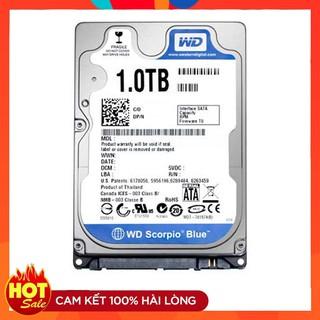 [RẺ VÔ ĐỊCH] Ổ cứng laptop HDD 1TB/500G/320G/250G/160G hàng chính hãng