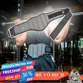 Đai lưng tập gym bản rộng FREESHIP đai bảo vệ cột sống thumbnail