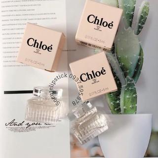Nước hoa mini Nữ Chloe - Chloe Love Story - Chloe Nomade Eau De Parfum 5ml thumbnail