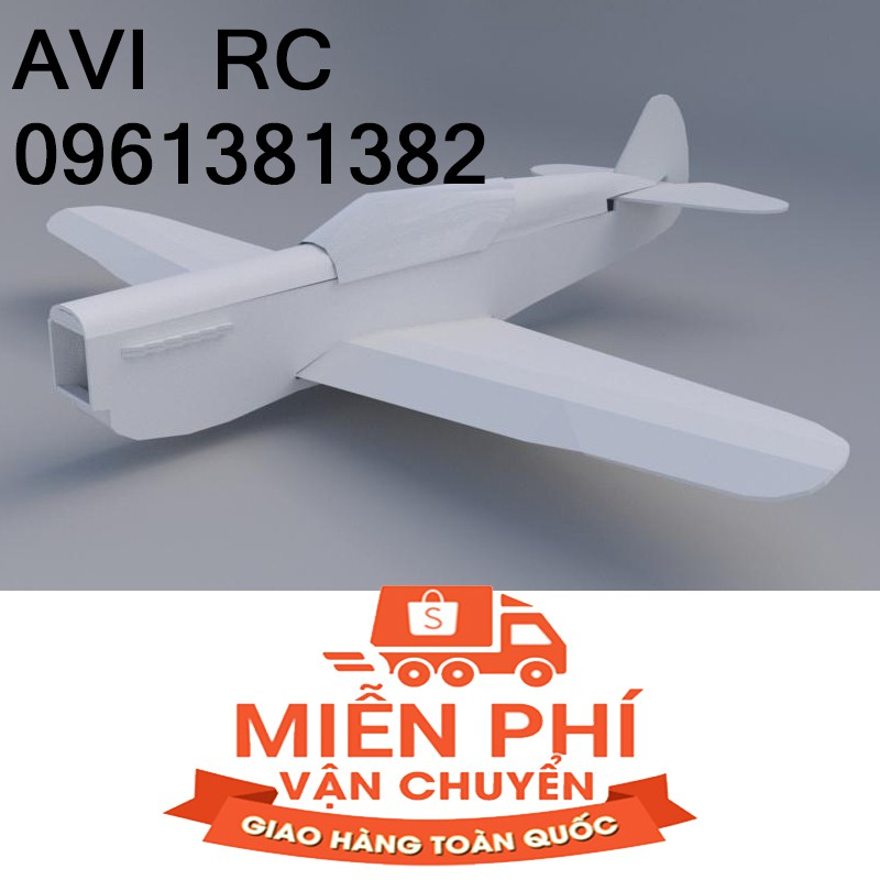 KIT MÁY BAY SẢI CÁNH 1M-Curtiss P-40 Warhawk