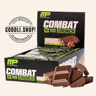 Bánh Protein MP Combat Crunch Bar PROTEIN BAR (12 thanh) thumbnail