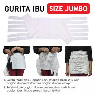 Đai Nịt Bụng Hình Bạch Tuộc Gr-033kk Grito 100% Cotton thumbnail