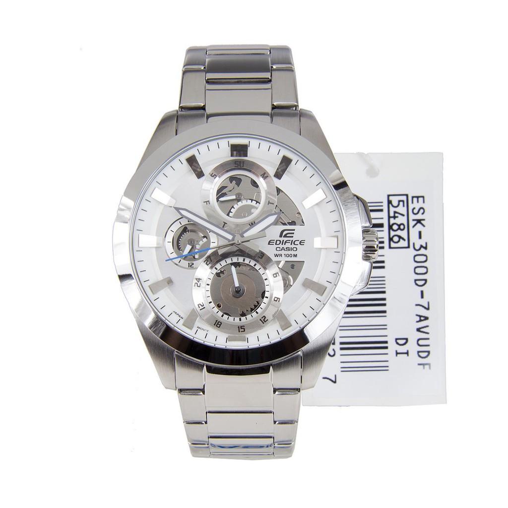 Đồng hồ nam Casio CHÍNH HÃNG ESK-300D-7AVUDF