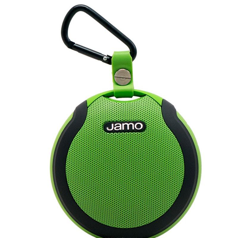 LOA  BLUETOOTH JAMO DS2 (XANH) - Công suất 3W, Chống nước, chống sốc, chống bụi, 6 giờ nghe liên tục