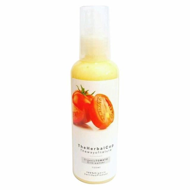 Dầu tẩy trang hạt cà chua the herbal cup-tomato seed cleansing oil