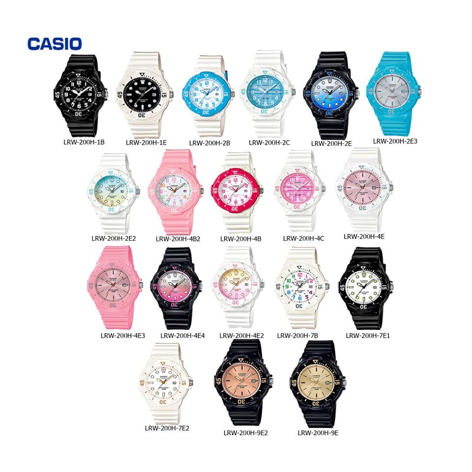 CASIO | Đồng hồ nữ Casio LRW-200H