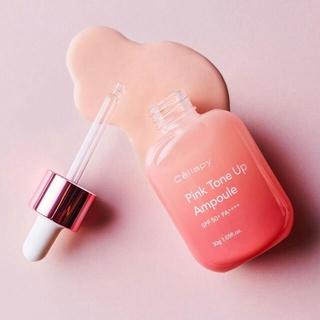 Serum Chống Nắng Pink Tone SPF 35 PA ++ Nhập HÀN - AUTH thumbnail