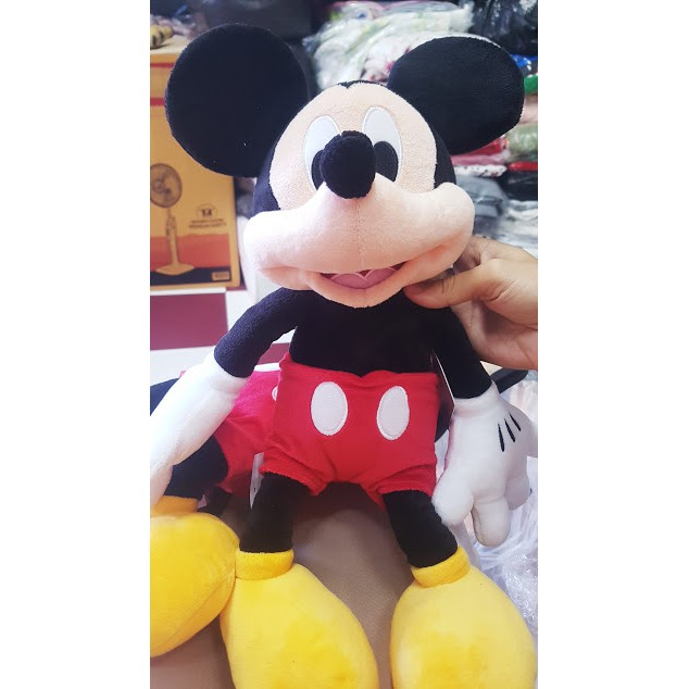 Đồ chơi thú nhồi bông xuất khẩu Mickey Mouse Plush 17