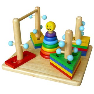 Đường luồn lý thú – Đồ chơi gỗ Winwintoys