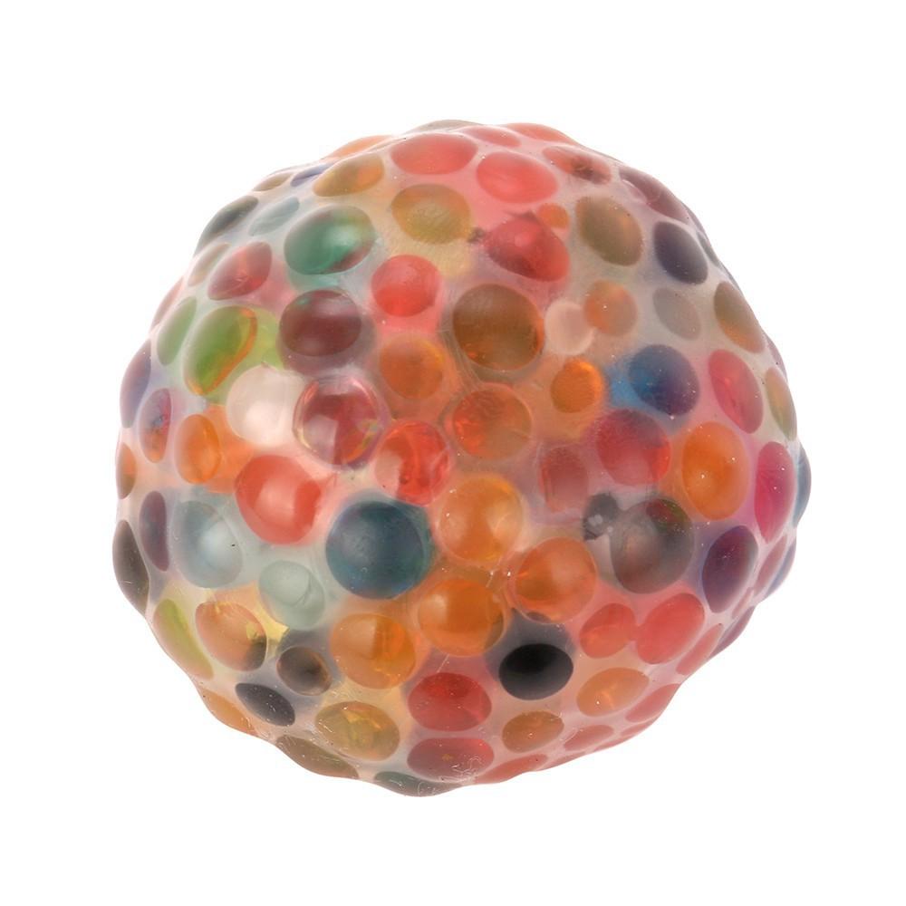 Đồ chơi bóng cầu vồng nhiều màu sắc giải tỏa căng thẳng mã sp NS7421