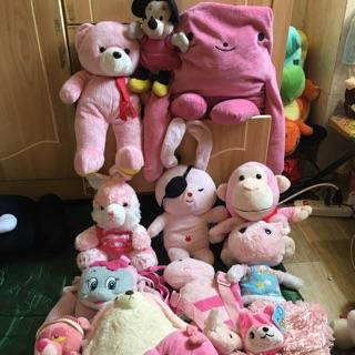Set gấu của Lan
