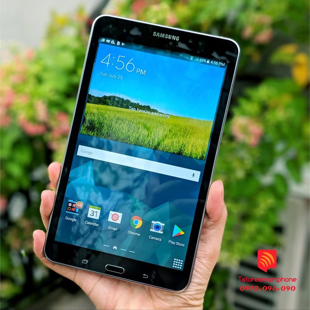 [Mã ELMTC99 hoàn 7% xu đơn 1.5TR] Máy tính bảng Samsung Galay Tab 4 8.0 inch 4G LTE WIFI Hàng Xách tay Mỹ - 14035228 , 2577267993 , 322_2577267993 , 2399000 , Ma-ELMTC99-hoan-7Phan-Tram-xu-don-1.5TR-May-tinh-bang-Samsung-Galay-Tab-4-8.0-inch-4G-LTE-WIFI-Hang-Xach-tay-My-322_2577267993 , shopee.vn , [Mã ELMTC99 hoàn 7% xu đơn 1.5TR] Máy tính bảng Samsung Ga
