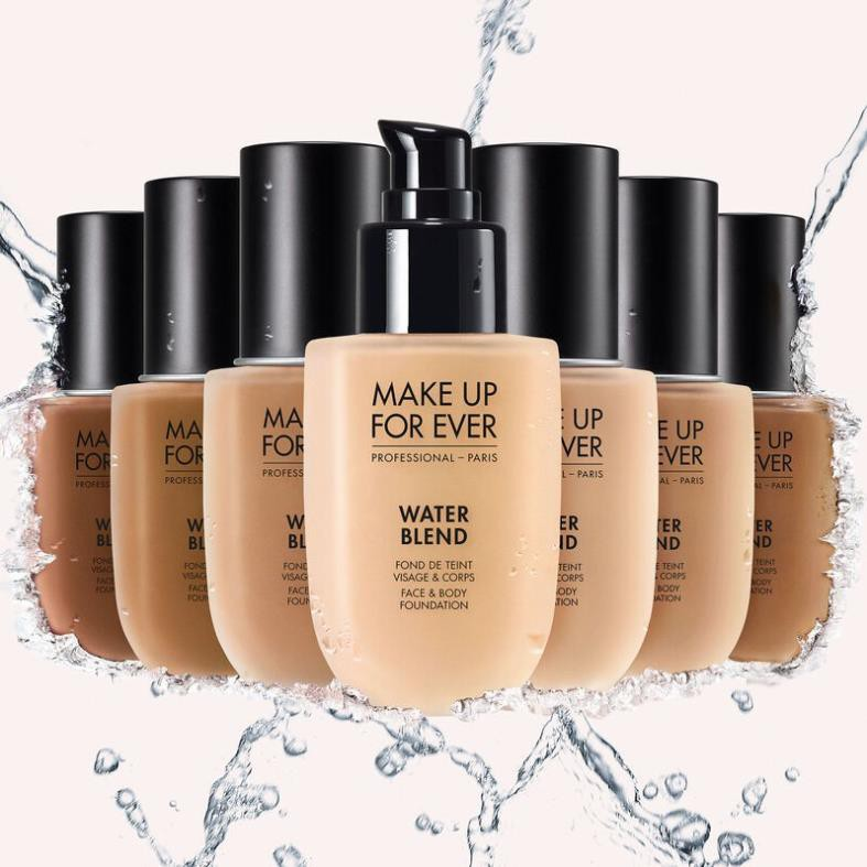 Make Up For Ever Kem Nền Water Blend