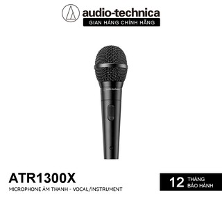 Microphone Audio-technica ATH-ATR1300x - Hàng Chính Hãng