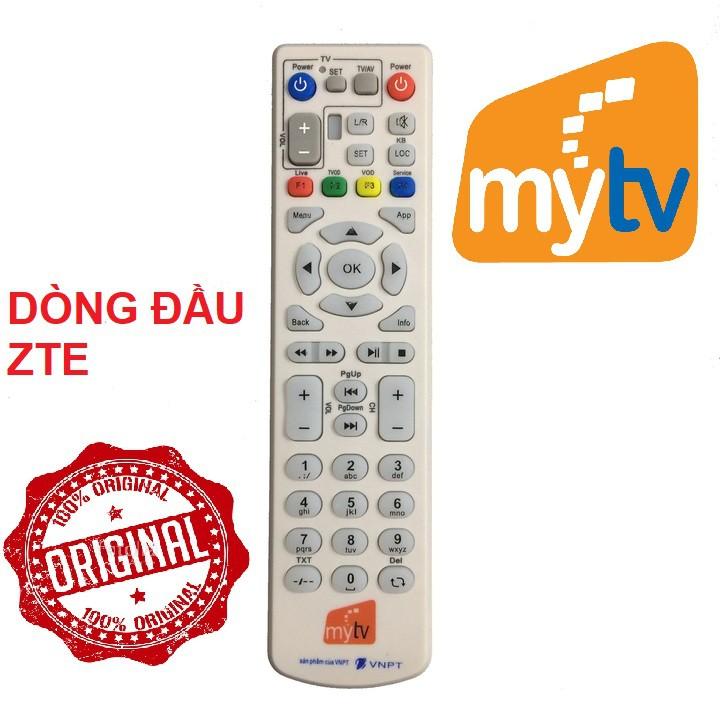 Remote điều khiển đầu thu MYTV ZTE - MY TV ZTE dùng PIN AAA