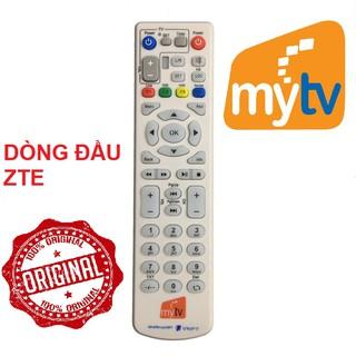 Remote điều khiển đầu thu MYTV ZTE – MY TV ZTE dùng PIN AAA