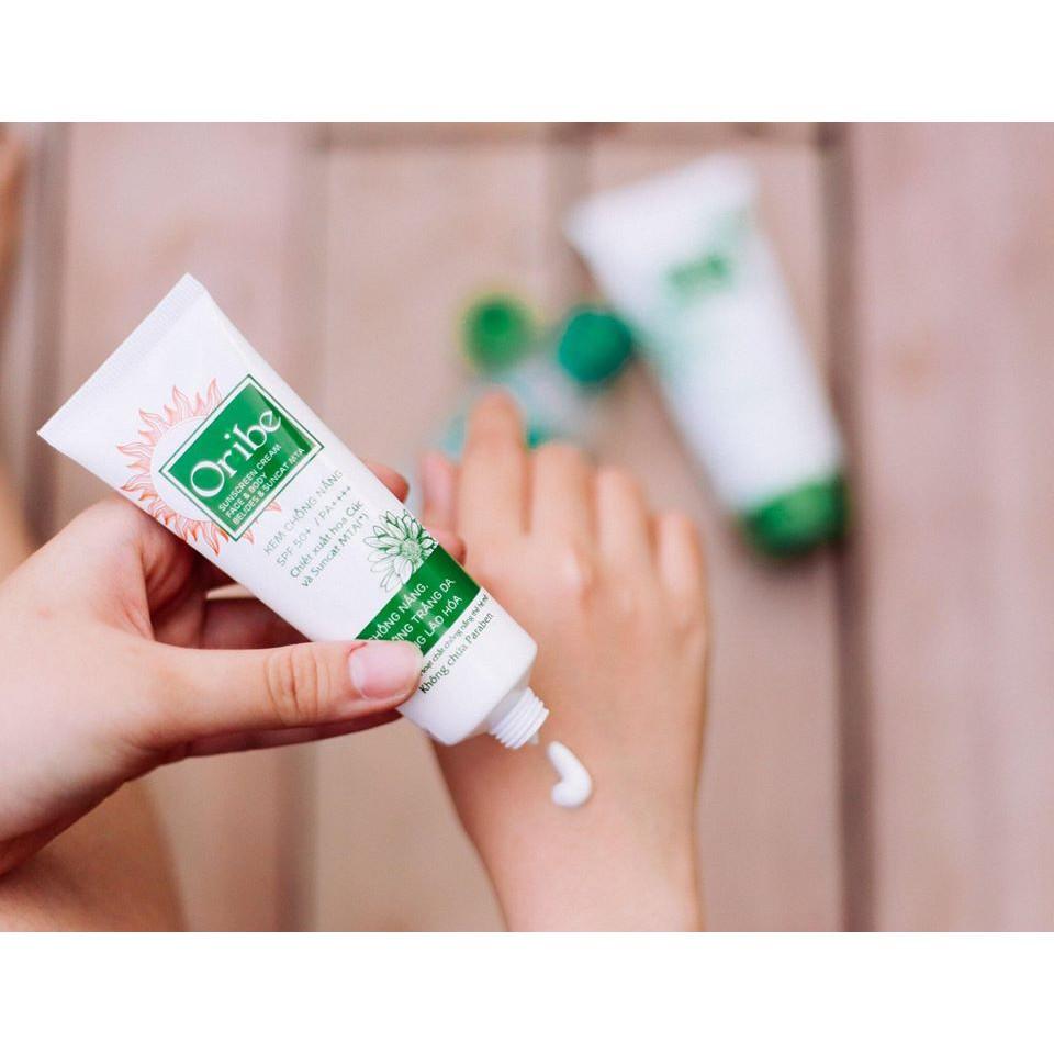 Kem chống nắng dưỡng da Oribe SPF 50+ 30g - 2400276 | Shopee Việt Nam