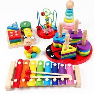 Đàn mộc cầm, Đồ chơi phát triển kỹ năng cho bé