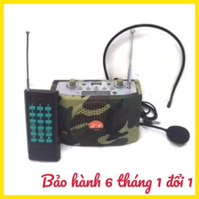 Loa trợ giảng bẫy chim E-898 điều khiển xa 1000m màu bộ đội BH 6 tháng đổi mới - 2743343 , 631682650 , 322_631682650 , 350000 , Loa-tro-giang-bay-chim-E-898-dieu-khien-xa-1000m-mau-bo-doi-BH-6-thang-doi-moi-322_631682650 , shopee.vn , Loa trợ giảng bẫy chim E-898 điều khiển xa 1000m màu bộ đội BH 6 tháng đổi mới